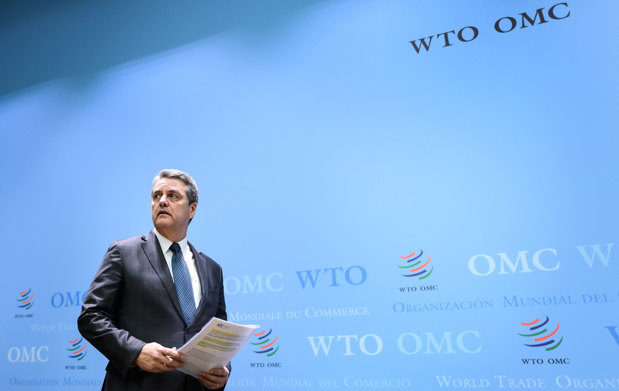 Paralysis Of The WTO
