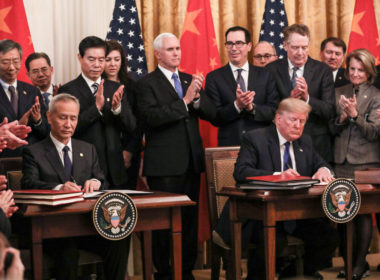 China-US phase-one agreement