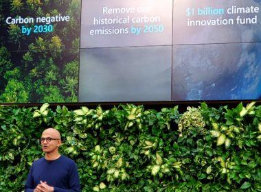 Microsoft Carbon Vision