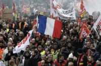 Strike in France