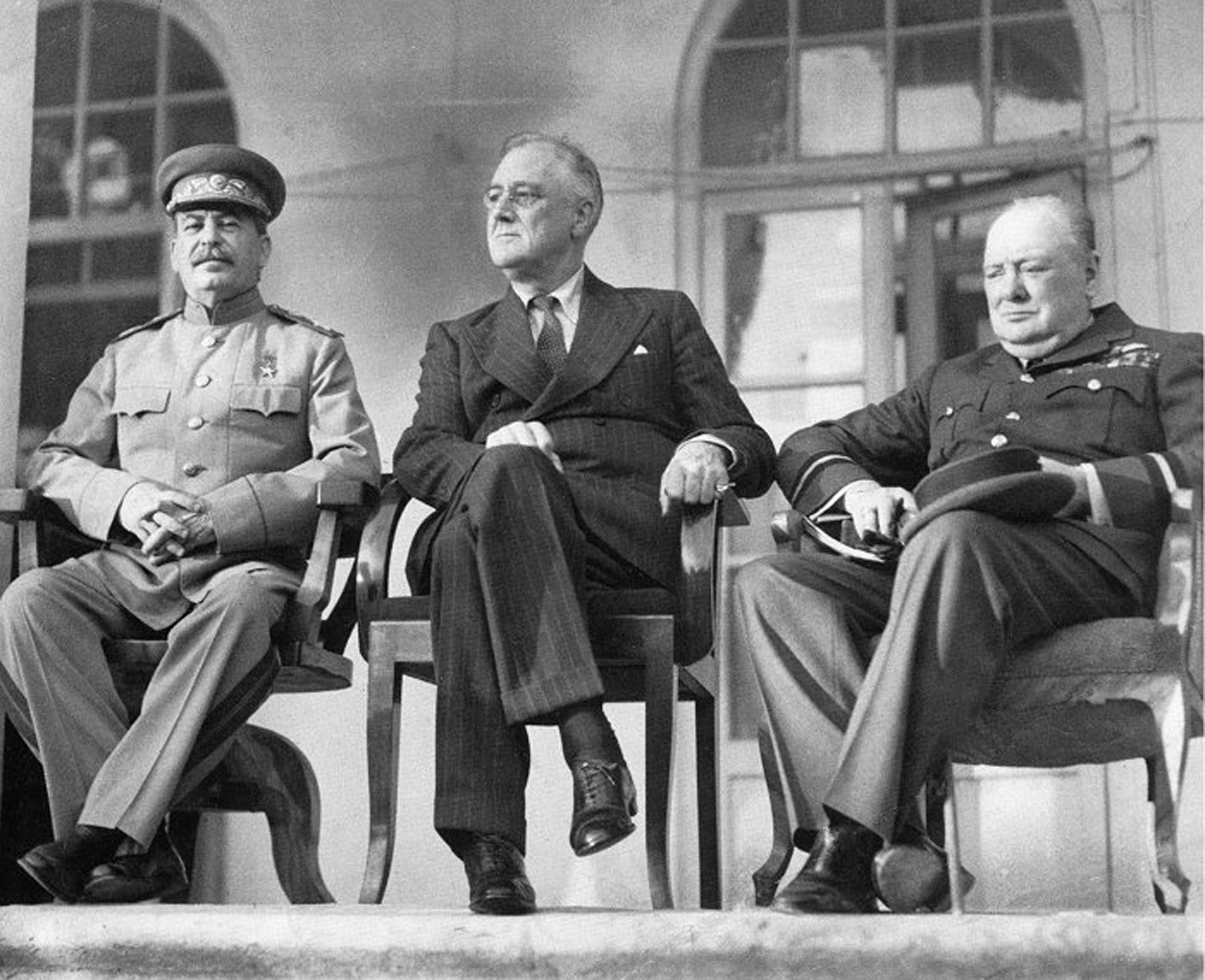 Tehran Conference 1943