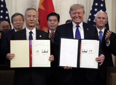 US-China trade deal