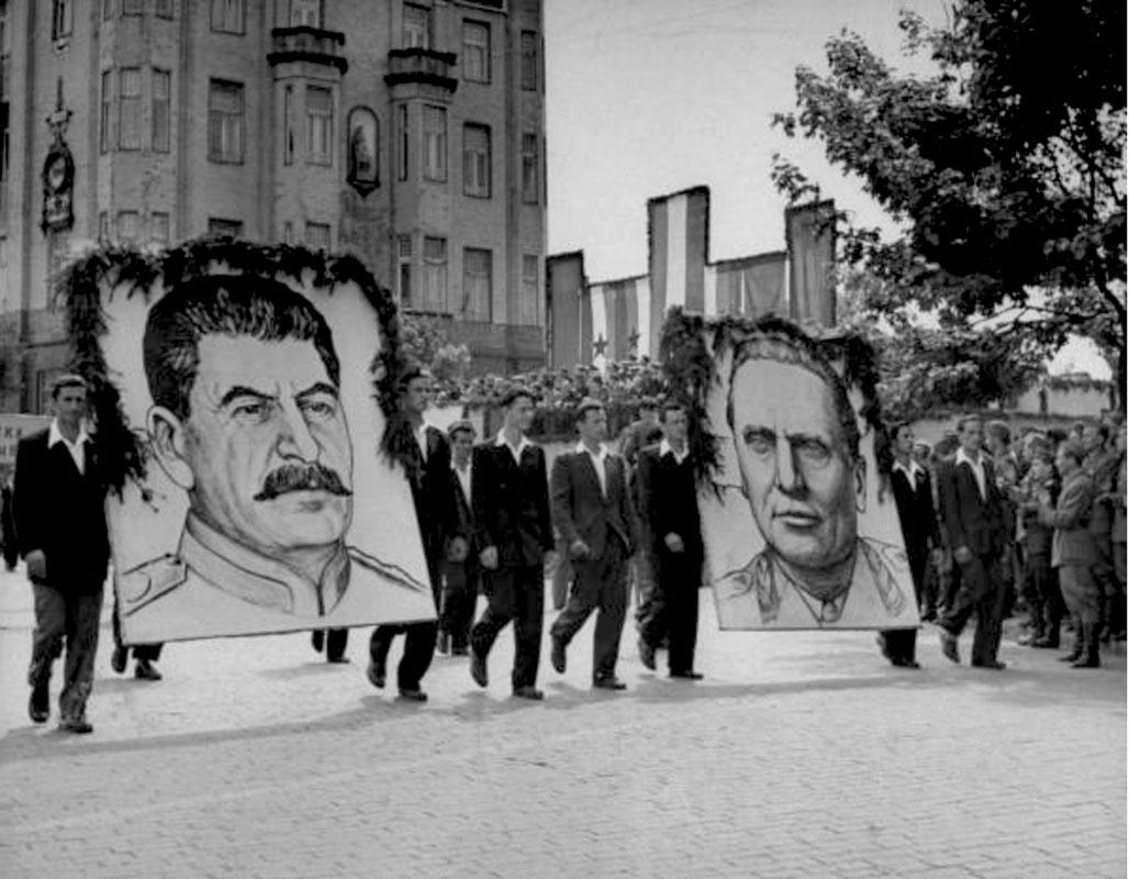Yugoslavian-Soviet Unity in Belgrade 1945