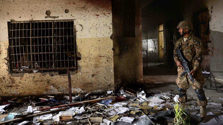 2014 attack in Peshawar