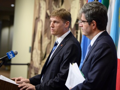 Press Encounter PR of France and the DPR of the United Kingdom