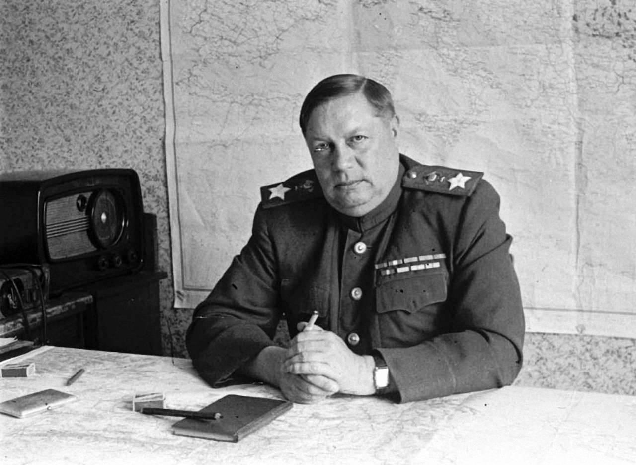 Fyodor Tolbukhin