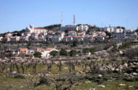 Jewish settlements are see