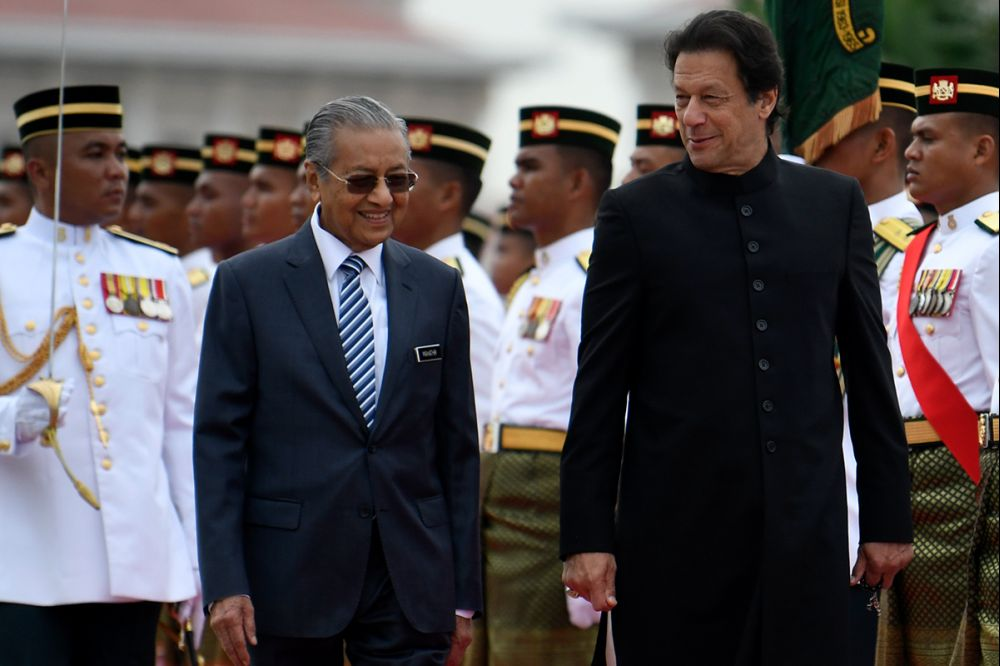 Mahathir and Khan
