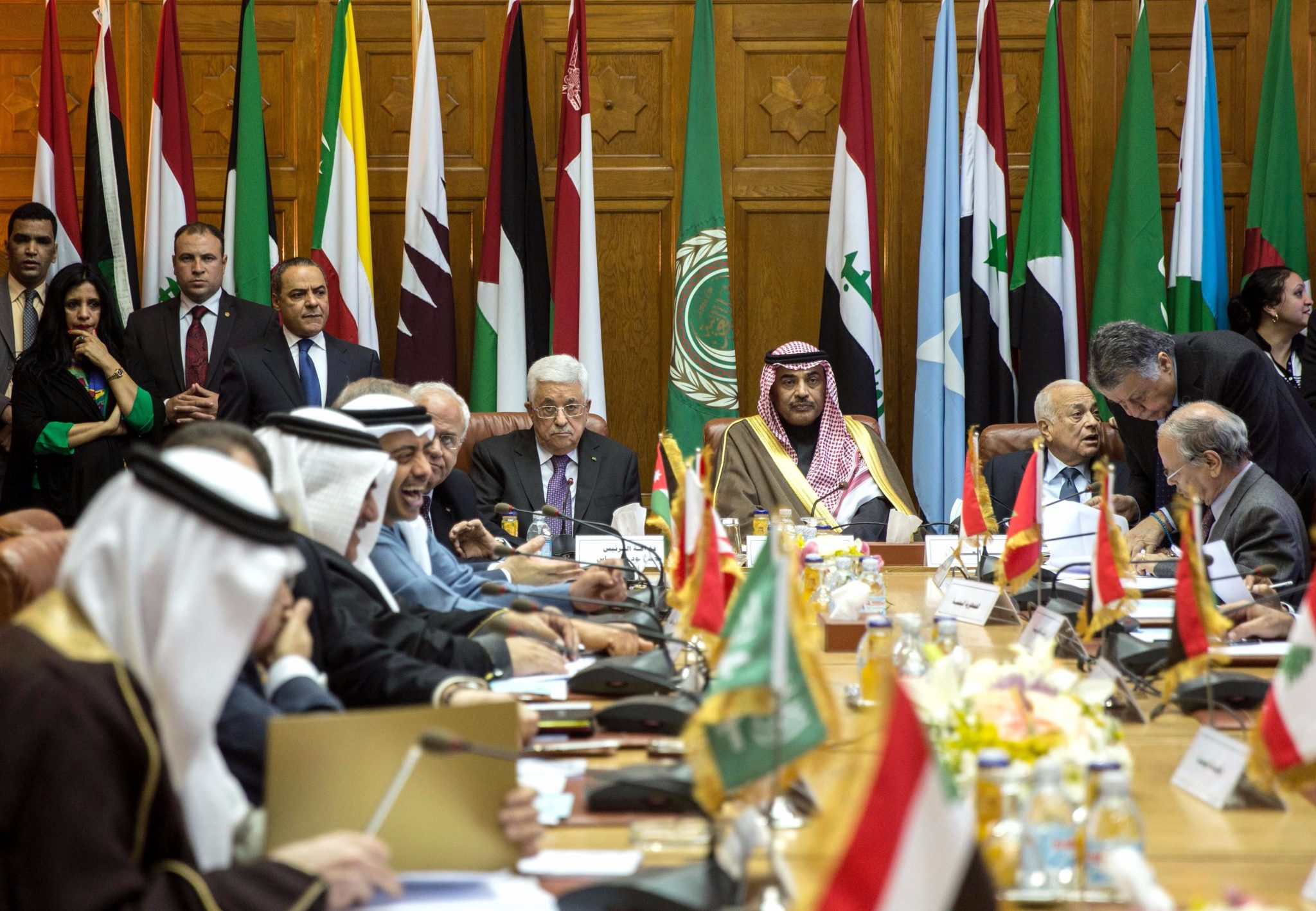 Middle-East Peace Plan Rejected