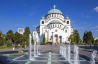St Sava Temple - The largest orthodox cathedral in the world