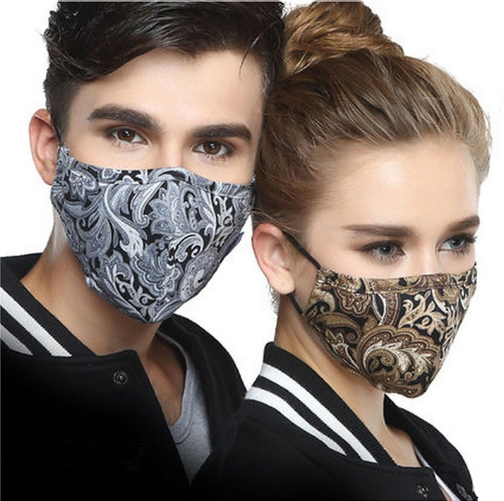 silk surgical mask