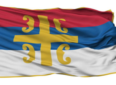 Flag of the Serbian Orthodox Church