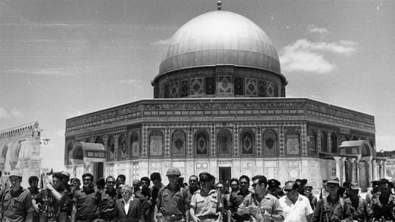 Israel Jerusalem 1967