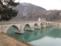 Mehmed Pasha Sokolovic's Bridge over Drina River in East Bosnia