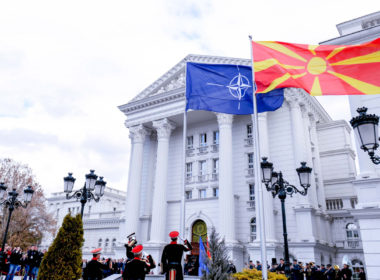 NATO in North Macedonia
