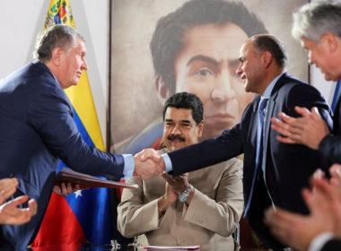 Sechin in Venezuela