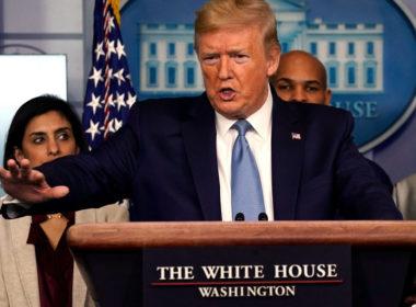 Trump and coronavirus