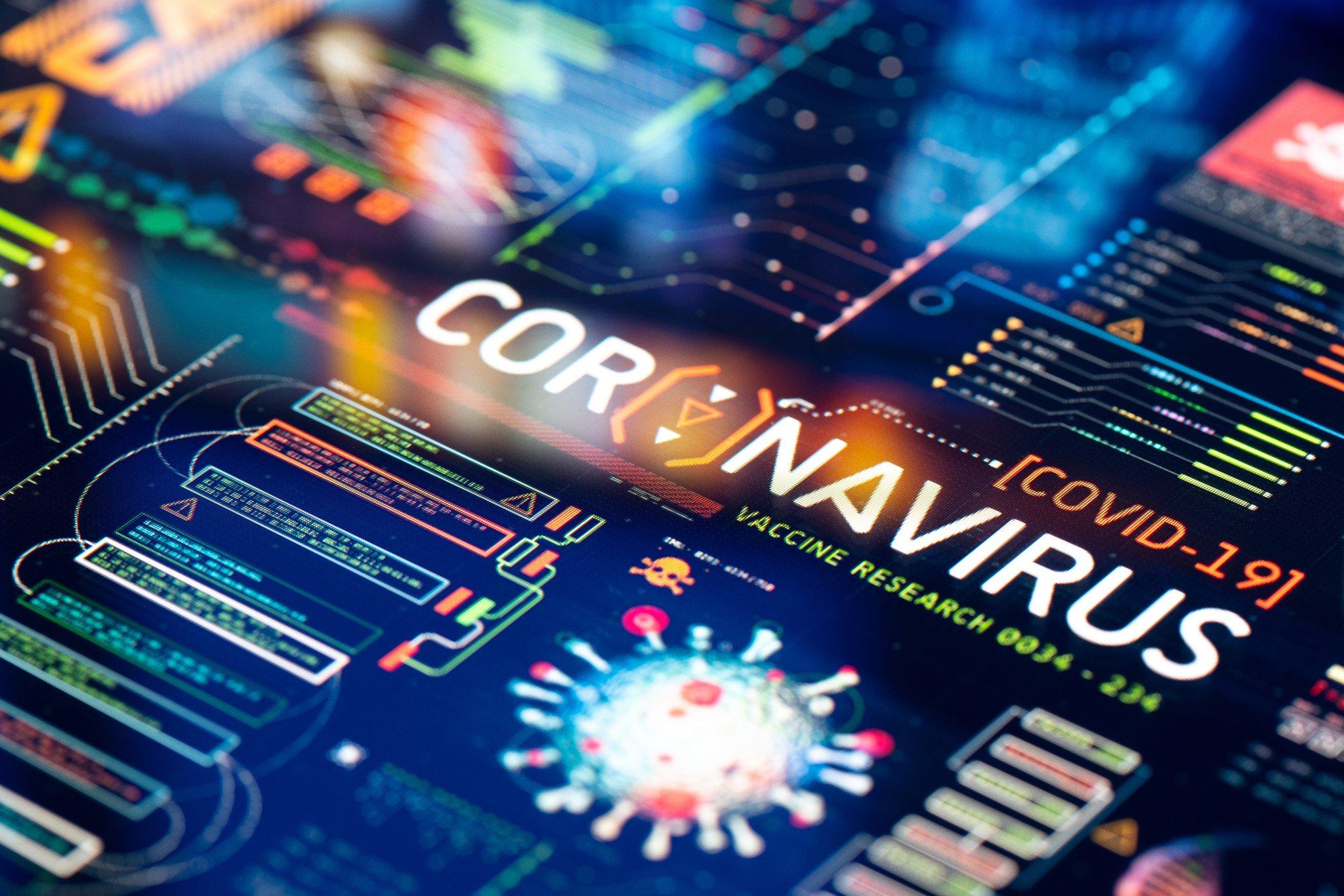 Coronavirus and cybertechnology