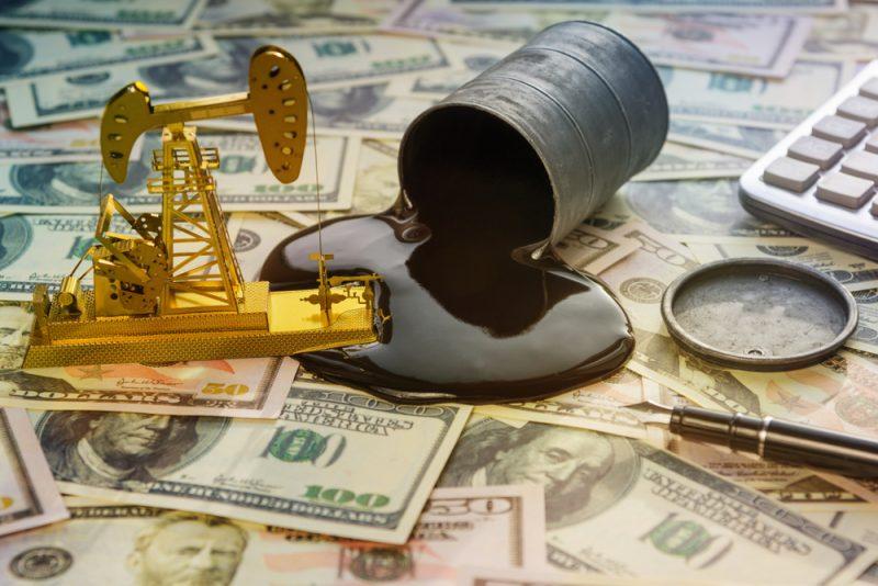 Oil pump and barrel