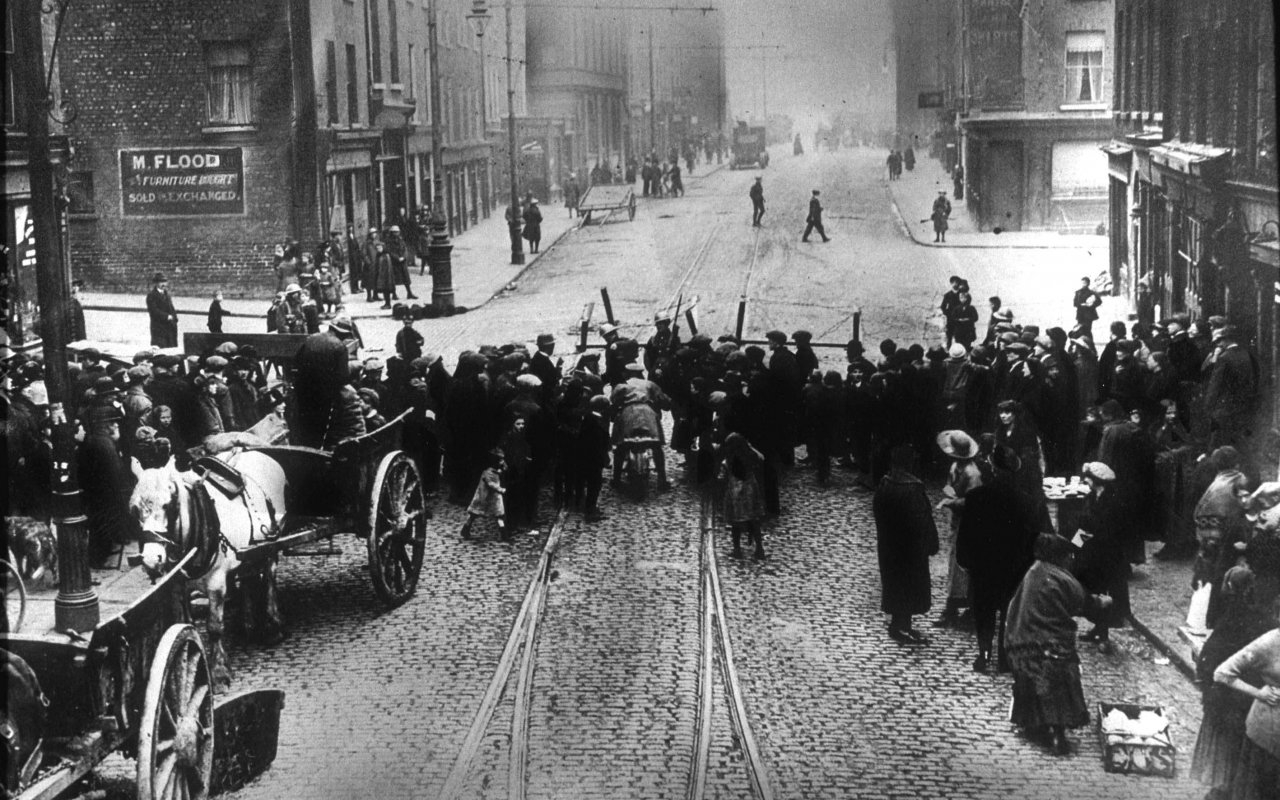 1916 Dublin Easter Revolt