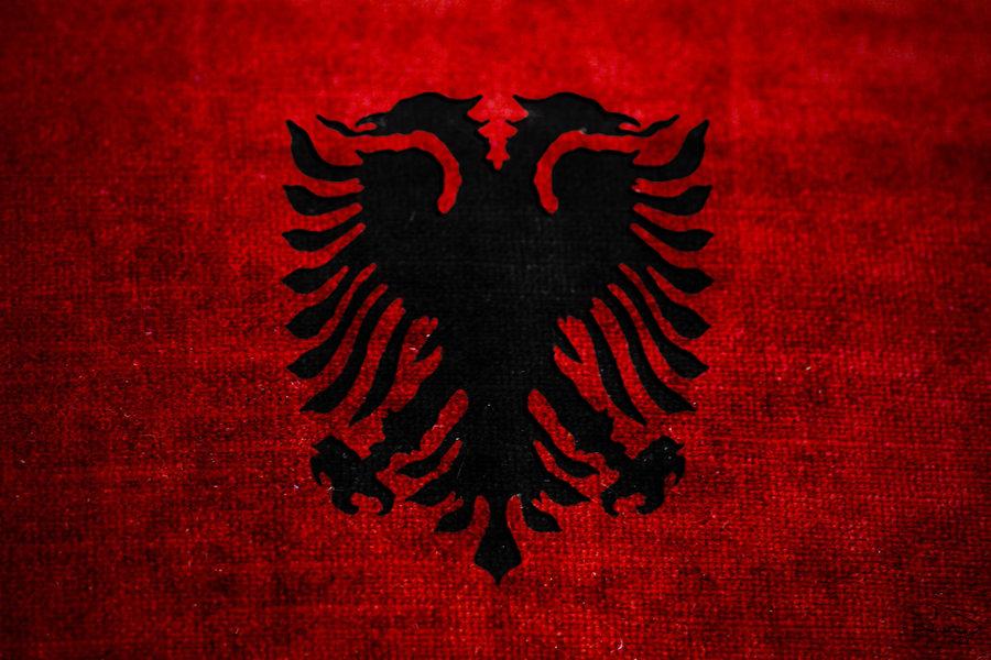 Albanian question