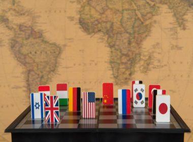 Confrontation in geopolitics