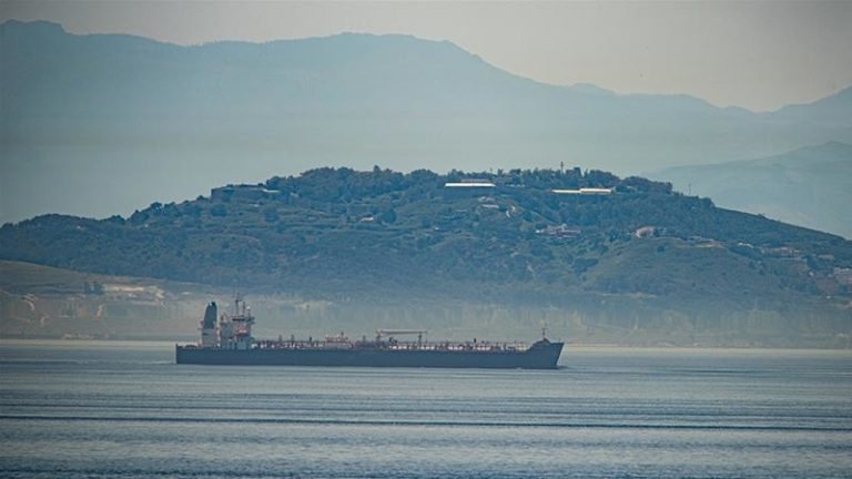 Iranian oil tanker Clavel