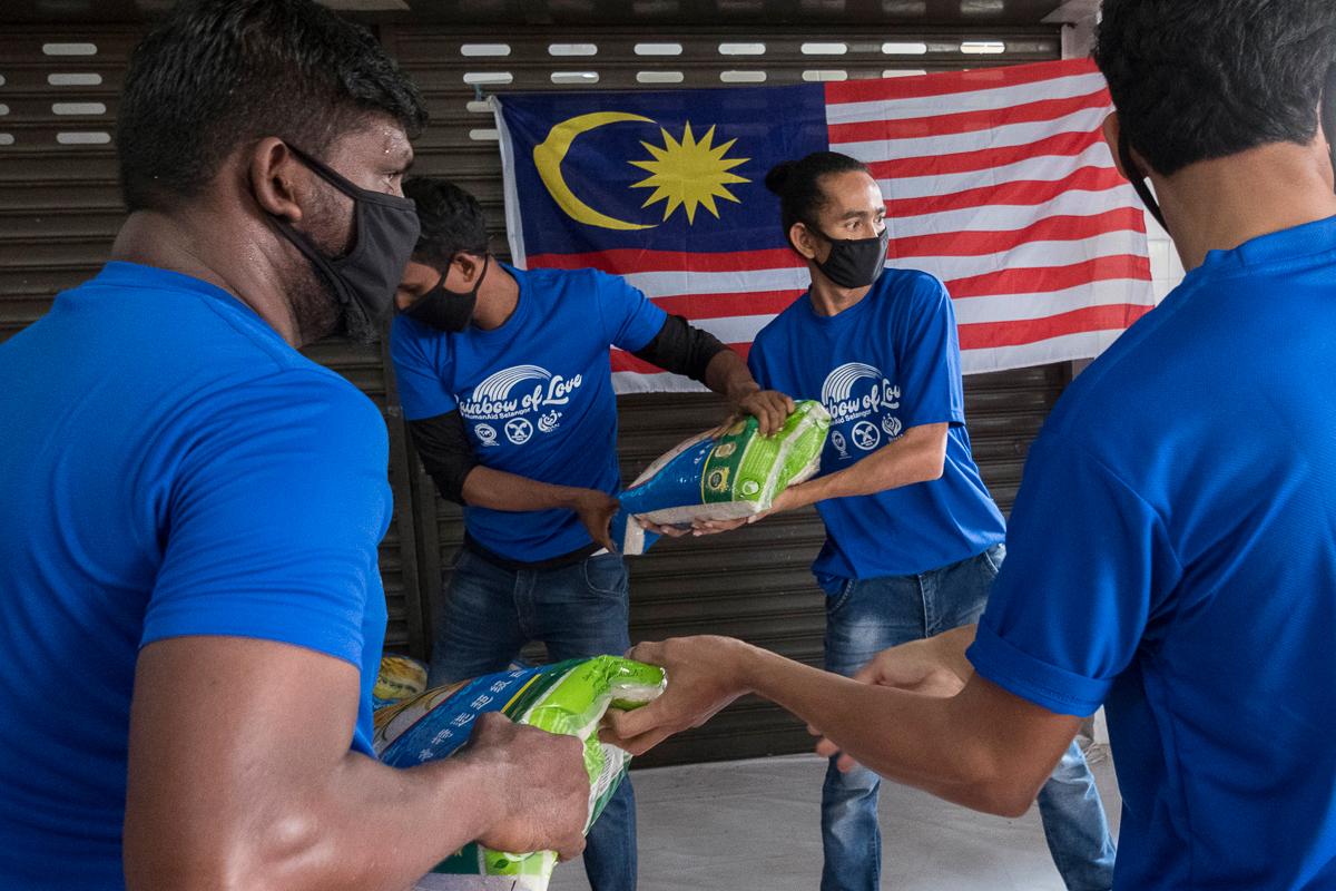 Covid-19 Refugees Malaysia