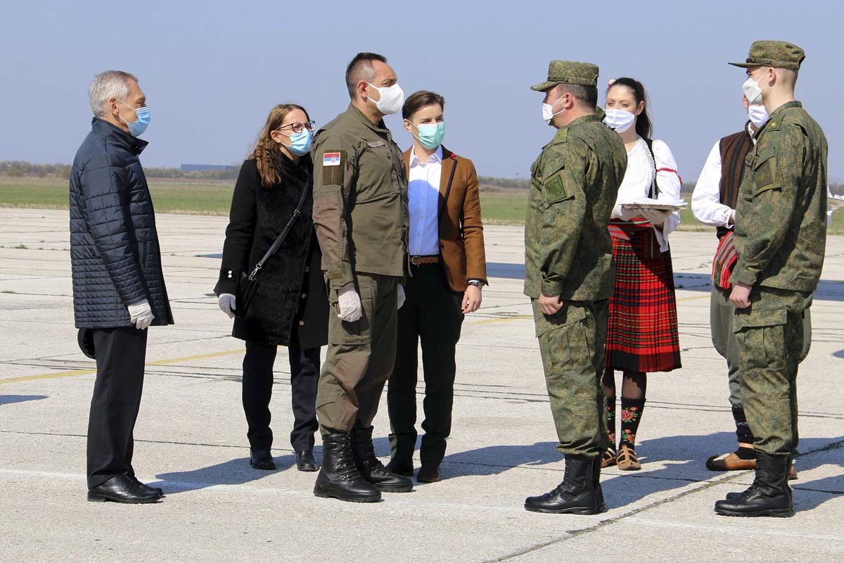 Russia-Serbia military cooperation