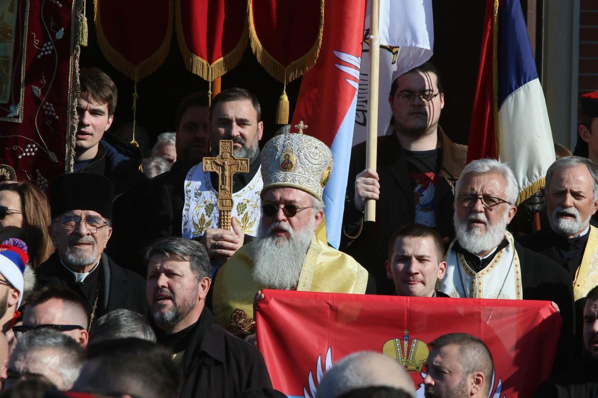Serbs in Montenegro
