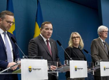 Sweden's herd immunity goal