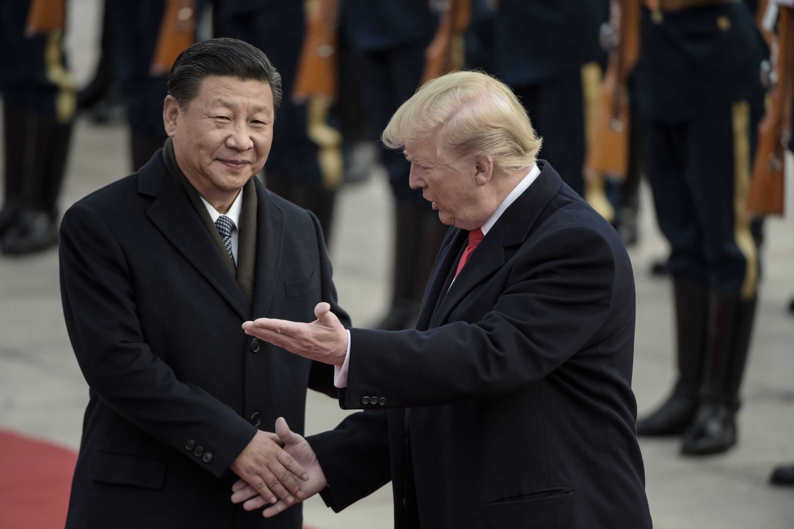 Trump's China Distraction