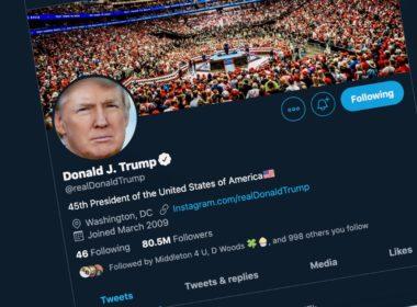 Trump vs Twitter