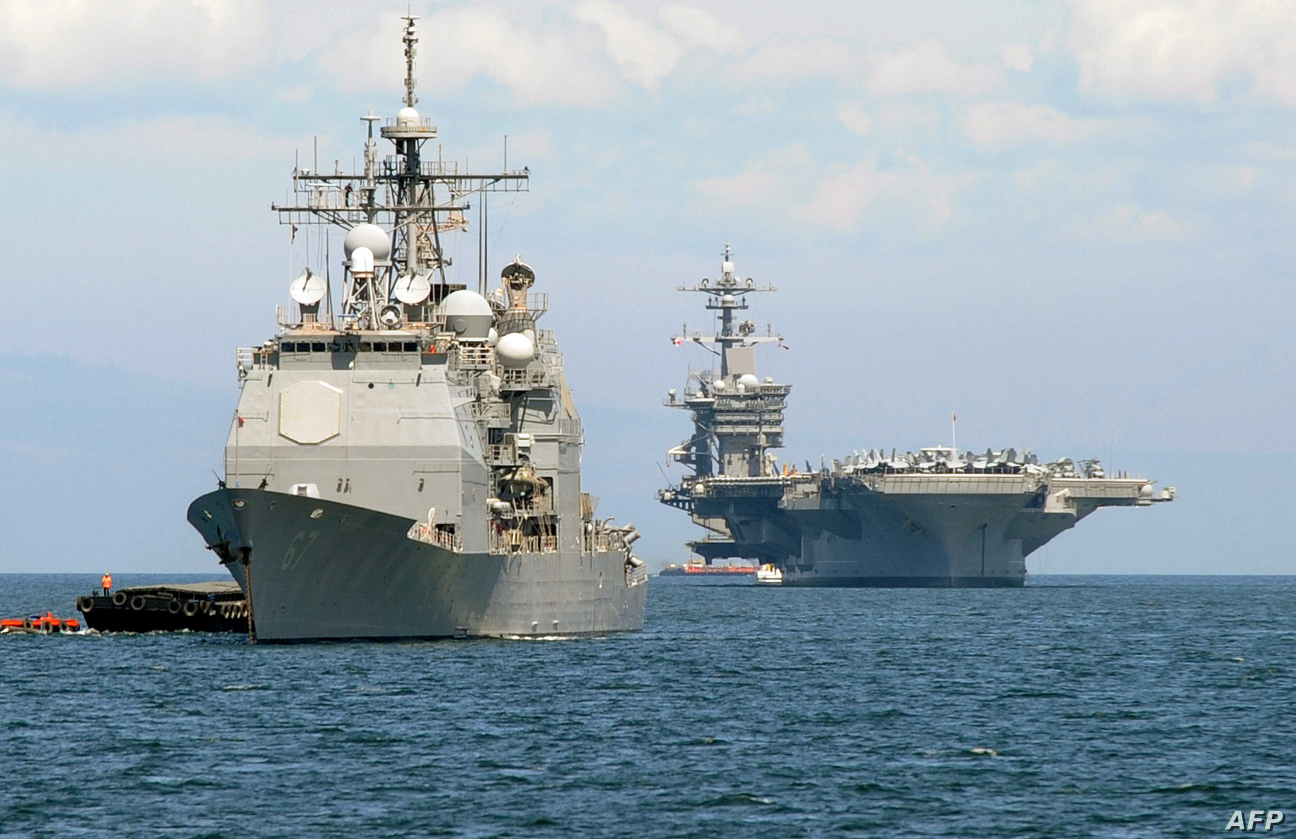 US, China Step Up Activities in South China Sea Amid COVID-19 Pandemic