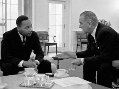 Martin L King