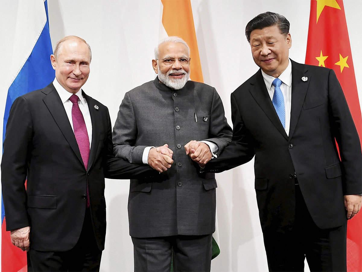 Putin Modi Xi
