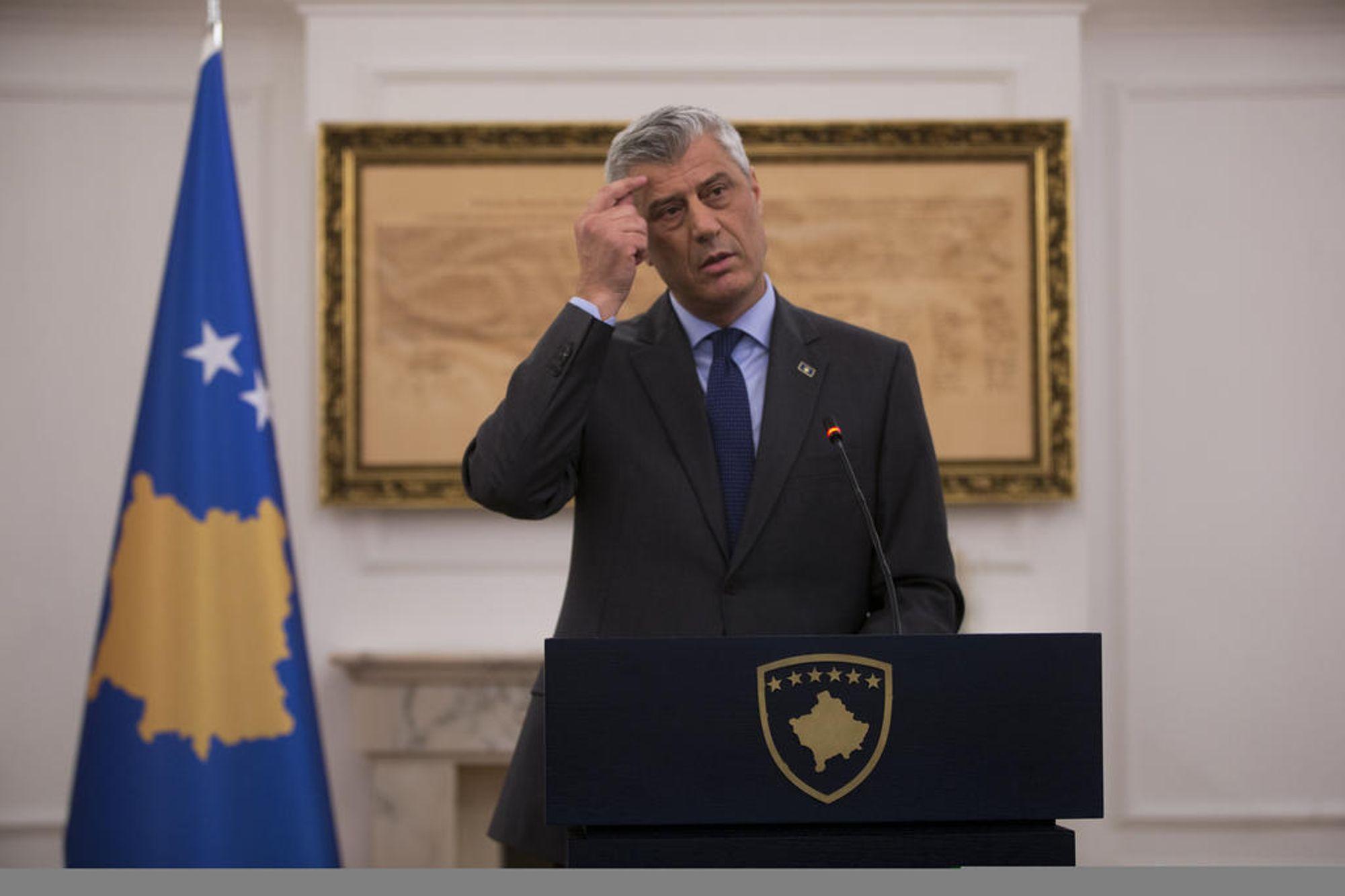 Hashim Thaci