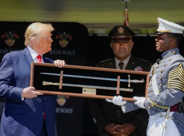 Trump at West Point