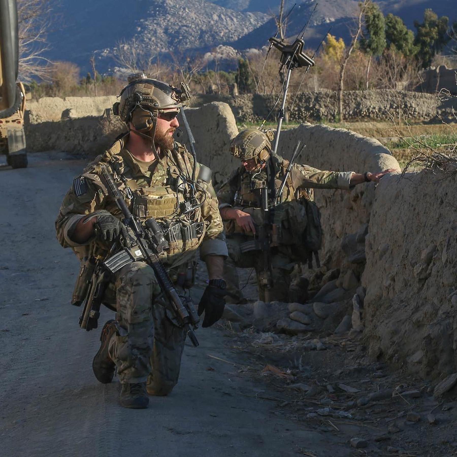 US commandos