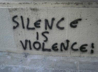 silence-violence