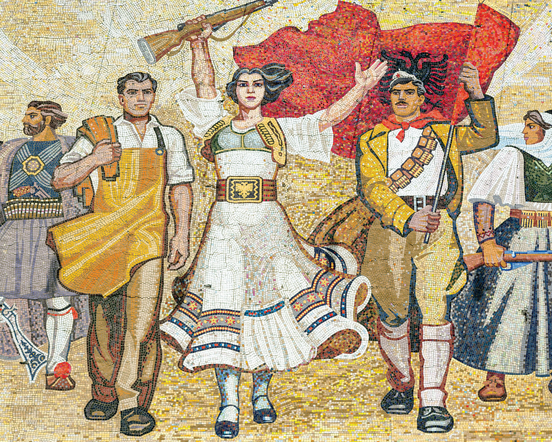 Albania 20th century