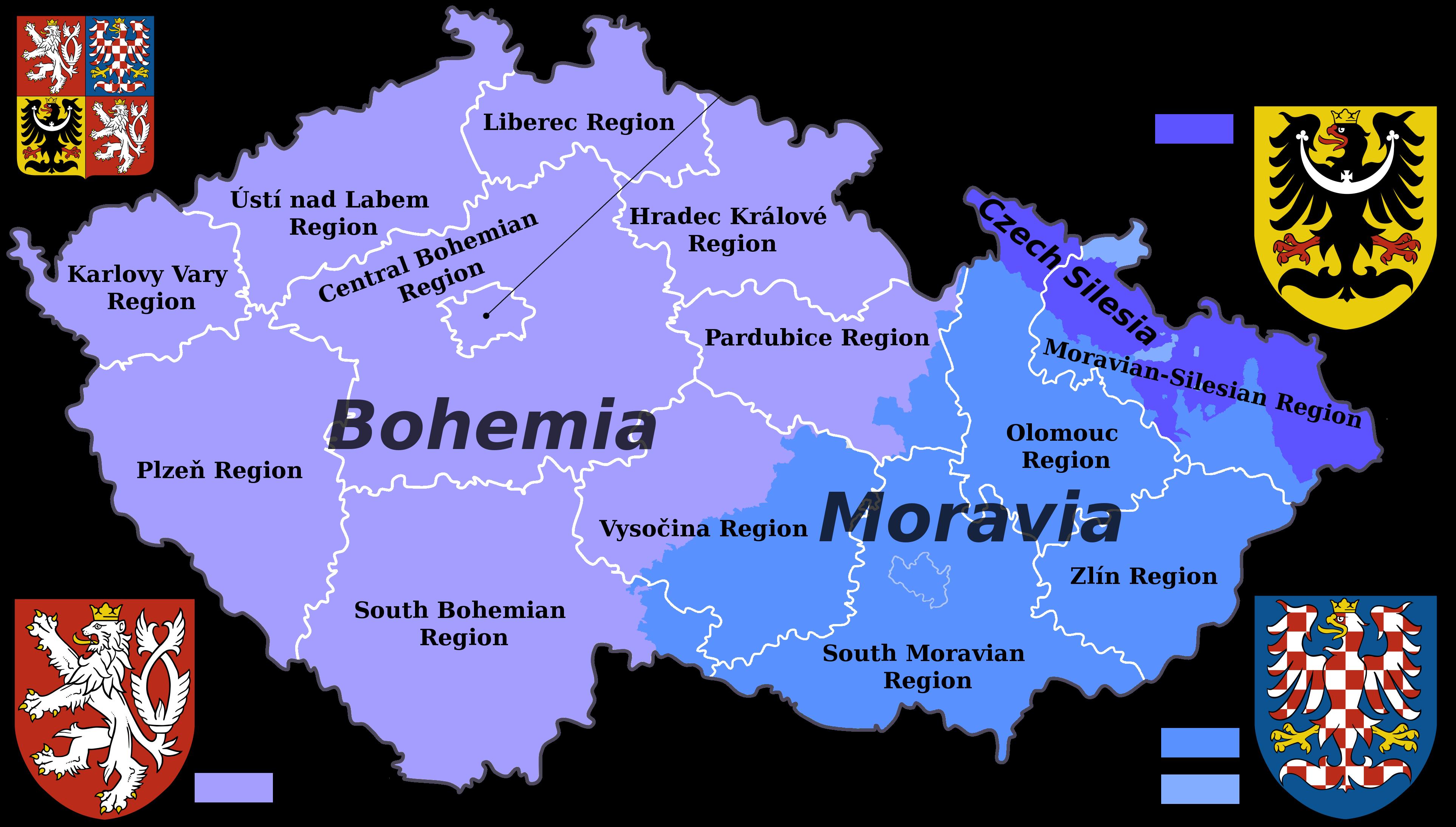Czechoslovakia before WWI