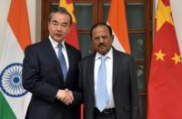 Doval and Wang Yi