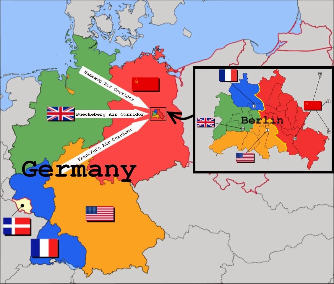 Germany after ww2