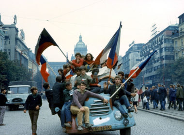History of Czechoslovakia