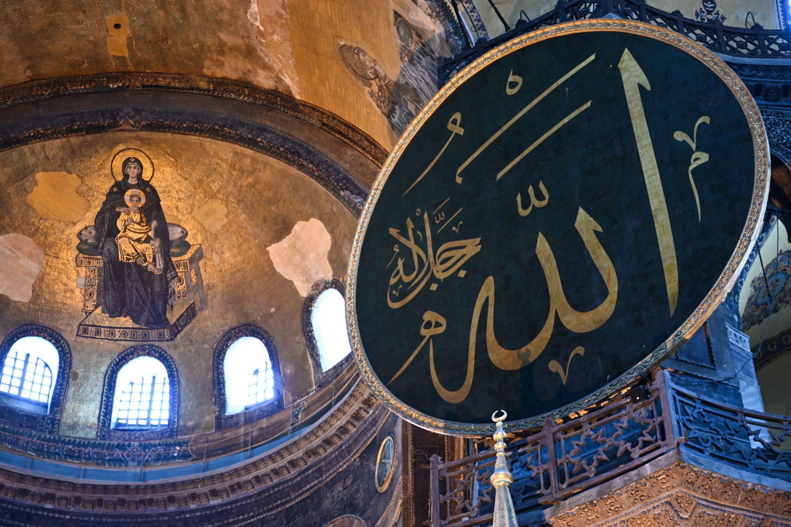 Sophia-mosque