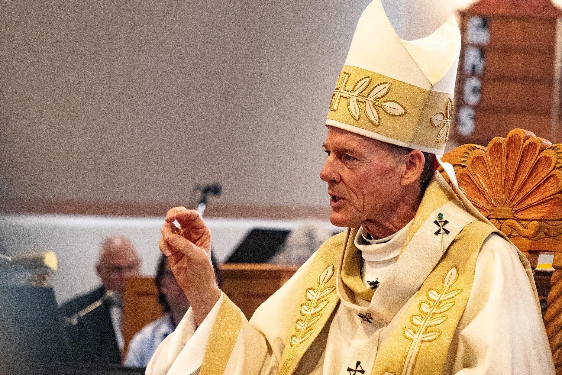 Archibishop Wester