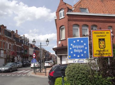 Belgium divide