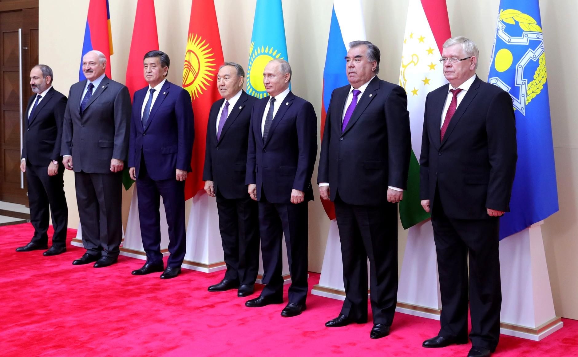 CSTO summit