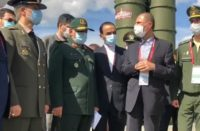 Iranian military delegation in Moscow